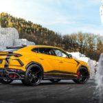 El Lamborghini Urus ha pasado por las manos de Manhart: 162 CV extra para el SUV italiano