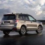 El Subaru Forester 2019 llega con un completo equipamiento y versión de GLP