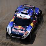 En directo la última etapa del Dakar: Sainz se lleva la etapa