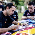 La lista de doce puntos para los pilotos de Mini en la maratón