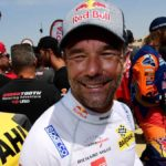 Loeb se perdió el podio del Dakar para probar el Hyundai
