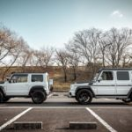 Suzuki Jimny vs. Mercedes Benz Clase G de Liberty Walk ¿Son las comparaciones tan odiosas?