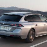 Todos los precios del nuevo Peugeot 508 SW para España