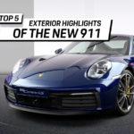 [Vídeo] Estas son las 5 características más destacadas en el diseño del nuevo 911