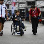 Zanardi se sigue fabricando las alas en las 24 Horas de Daytona