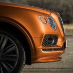 Bentley Bentayga Speed: 2.500 kg de peso y un 0 a 100 km/h en 3.9 s