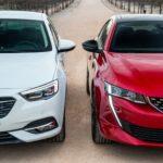 Comparativa Peugeot 508 vs. Opel Insignia Grand Sport: ¿Cuál es la berlina del momento?