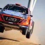 Dani Sordo arrasa en su regreso a la competición en Portugal
