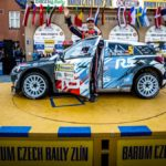 Dani Sordo se quita el 'óxido' en Rally Serras de Fafe de Portugal
