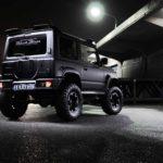 El Suzuki Jimny Black Bison de Wald International es capaz de reírse estéticamente del mismísimo Clase G
