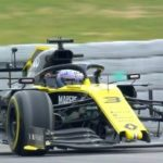 En directo test F1: Lando Norris pisa el acelerador del McLaren