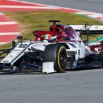 Problemas en Ferrari y McLaren con Giovinazzi al frente