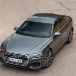 Prueba Audi A6 45 TDI quattro tiptronic 231 CV 2019: Esencia de A8 para la berlina de la clase business