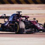 Se filtra el F1 de Alfa Romeo con un alerón sorprendente