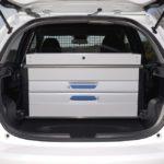 Toyota Yaris hybrid ECOVAN. Nuevo híbrido pensado para profesionales