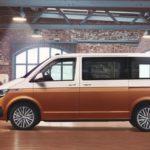 Volkswagen Multivan T6. Más tecnología y una nueva versión eléctrica