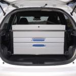 """Ya a la venta el Toyota Yaris """"ECOVan"""": Híbrido y manejable"""