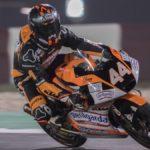 Canet vuela en su estreno con la KTM del equipo de Biaggi