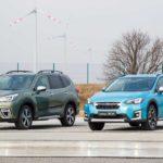 Ginebra 2019: Nuevo motor e-Bóxer para los Subaru XV y Forester