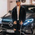 """Hamilton: """"Esto es el futuro, coches 100% eléctricos"""""""