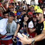 La F1 brilló con 324.000 aficionados y varios campeones
