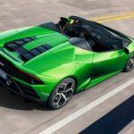 Lamborghini Huracan EVO Spyder. Para disfrutar a cielo abierto