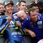 """Marini: """"Rossi quiere ganar, no creo que se retire en dos años"""""""