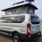 ModVans CV1: Ford Transit convencional a diario, camper para cuatro los fines de semana
