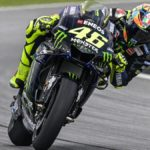 Rossi se pone a prueba junto a Bagnaia y Morbidelli en Misano