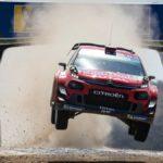 Sebastien Ogier sigue siendo el rey en el Rally de México