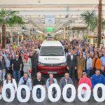 Volkswagen. Diez millones de vehículos producidos en Hannover