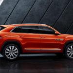 Así es el Volkswagen Teramont X: Primeras imágenes