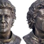 Ayrton Senna tendrá una escultura en el Vaticano