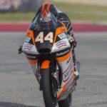 Carrerón en Moto3 con doblete español de Canet y Masiá