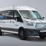 El Ford Transit tendrá una versión 100% eléctrica en 2021: Primeros detalles