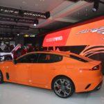 En directo, el Kia Stinger GTS no tiene nada que envidiar a las berlinas premium alemanas