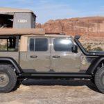 JeepGladiator Wayout: Mucho más que un simple camper todoterreno