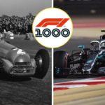 La Fórmula 1 se reivindica en su gran premio número 1.000