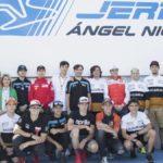 La Fundación Ángel Nieto ayuda a las personas con movilidad reducida en GP de Jerez