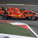 Leclerc eclipsa a Vettel y Ferrari
