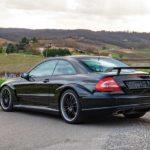 Mercedes Benz CLK DTM. Lo va a subastar RM Sotheby's