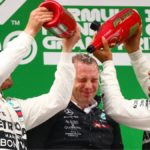 Mercedes rememora los tres dobletes de Williams en el '92