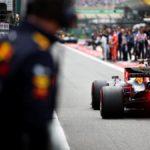Red Bull presiona a Honda
