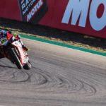 Resumen de la Carrera 1 de SBK en Aragón: victoria de Bautista