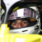 """Ricciardo: """"En los test y Australia estaba sobrepilotando"""""""