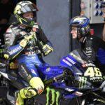 Rossi presiona a Yamaha para probar el 'spoiler' en la M1
