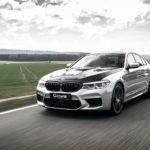 Si G-Power le añade 200 CV extra al BMW M5, el resultado sólo puede ser brutal