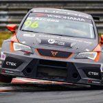 Azcona logra en Zandvoort su segundo podio del año