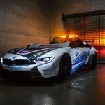 BMW i8 Roadster. Nuevo Safety Car de la Fórmula E