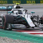 Bottas castiga a Hamilton y McLaren se queda corto